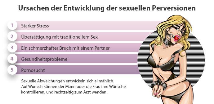 Ursachen der sexuellen Perversion